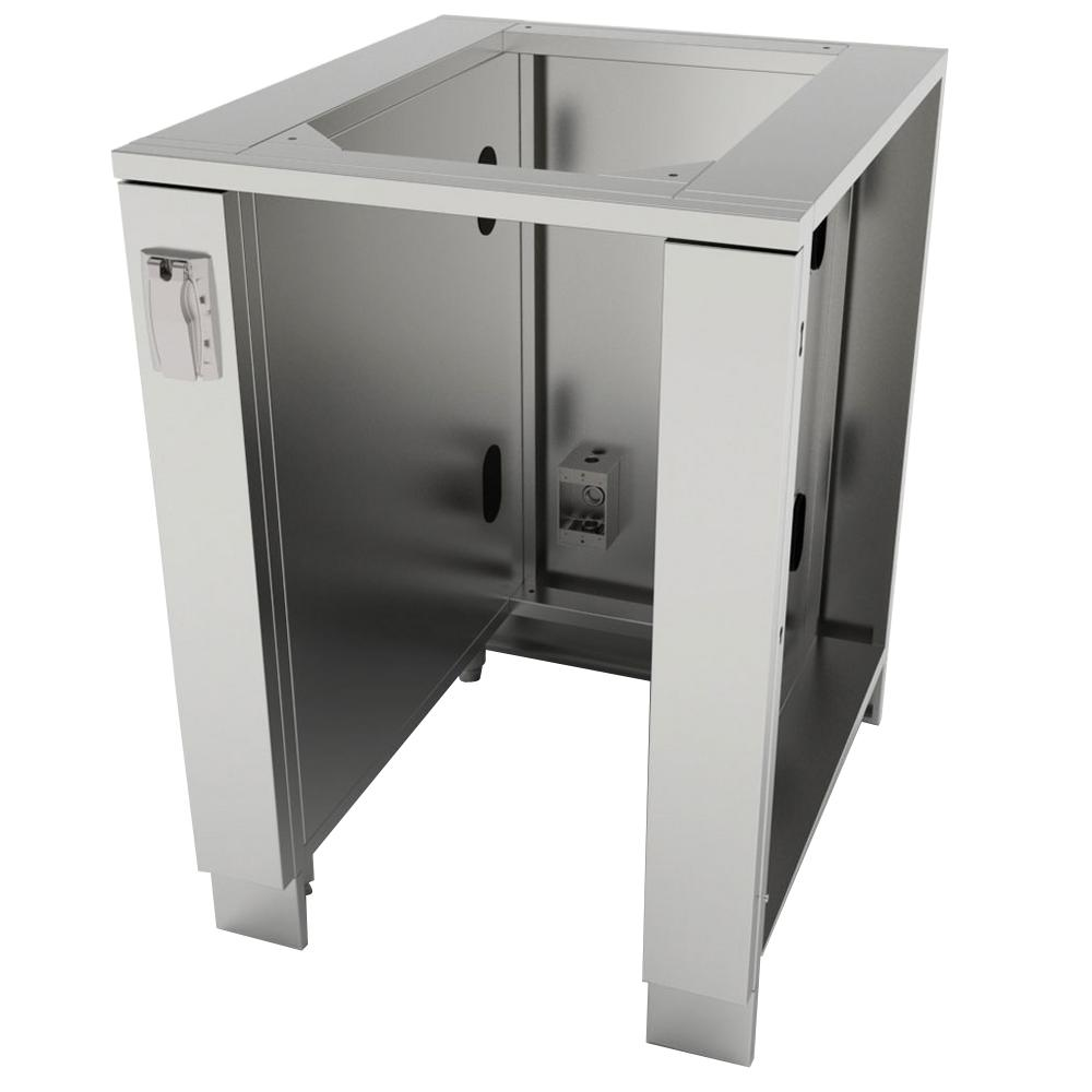 Designer Series 304 Stainless Steel 24 in. x 34.5 in. x