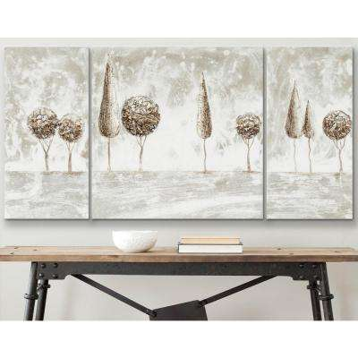 "31.49 in. H x 31.49 in. W ""Tree Landscape"" Wall Art"