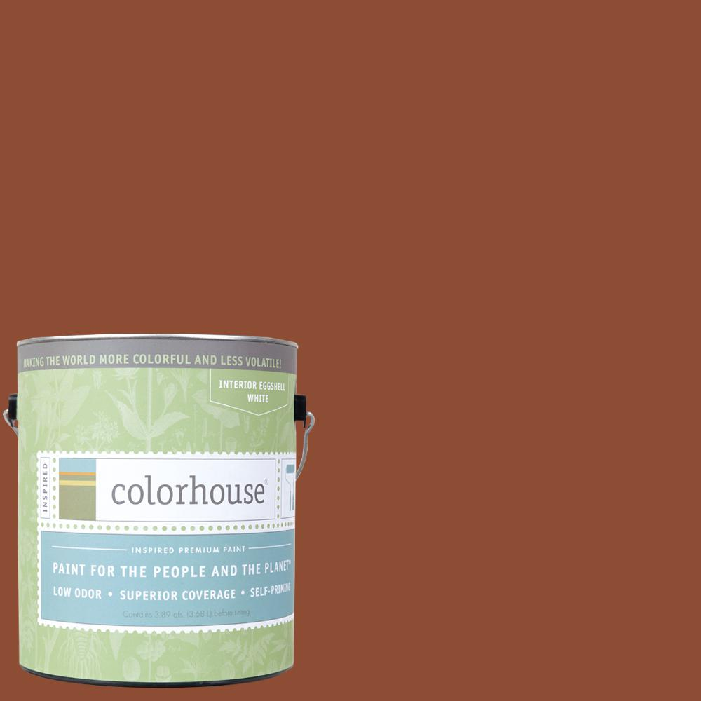 1 gal. Clay .04 Eggshell Interior Paint
