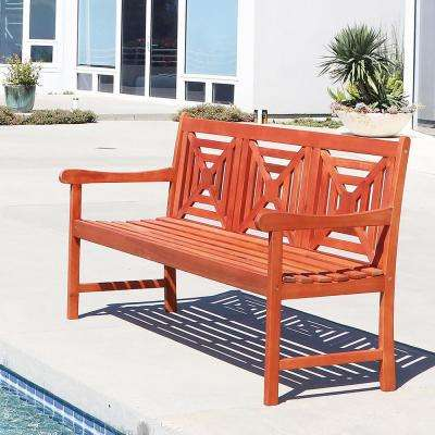 Malibu 5 ft. Patio Bench