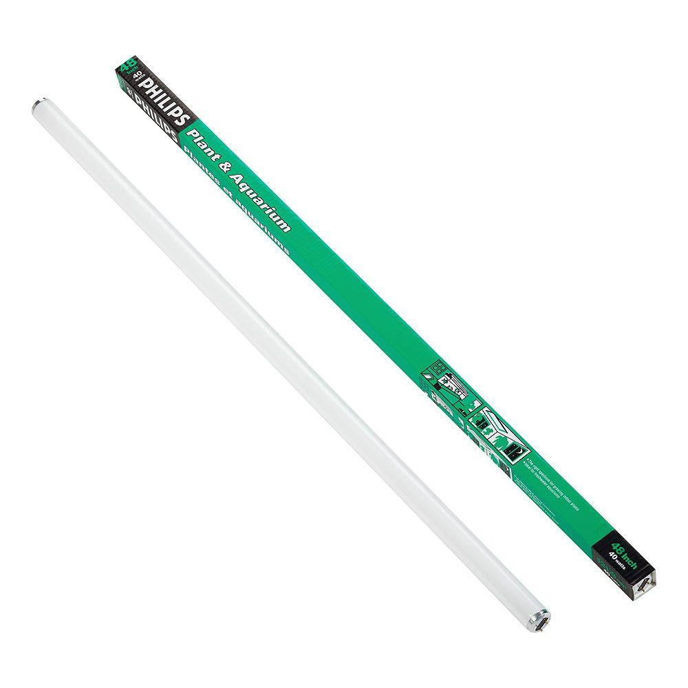 Philips 40-Watt T12 4ft. Fluorescent Linear Plant And