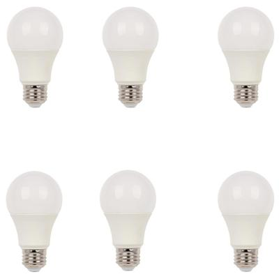 40W Equivalent Bright White Omni A19 Dimmable ENERGY STAR LED Light Bulb (6-Pack)