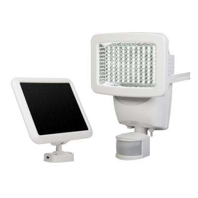100-LED Solar Motion Light