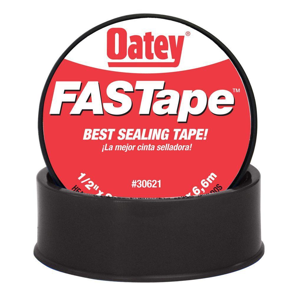 Fastape 1/2 in. x 260 in. Thread Sealing PTFE Plumber's Tape