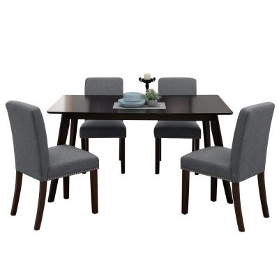 Gray Dining Room Sets Kitchen Furniture