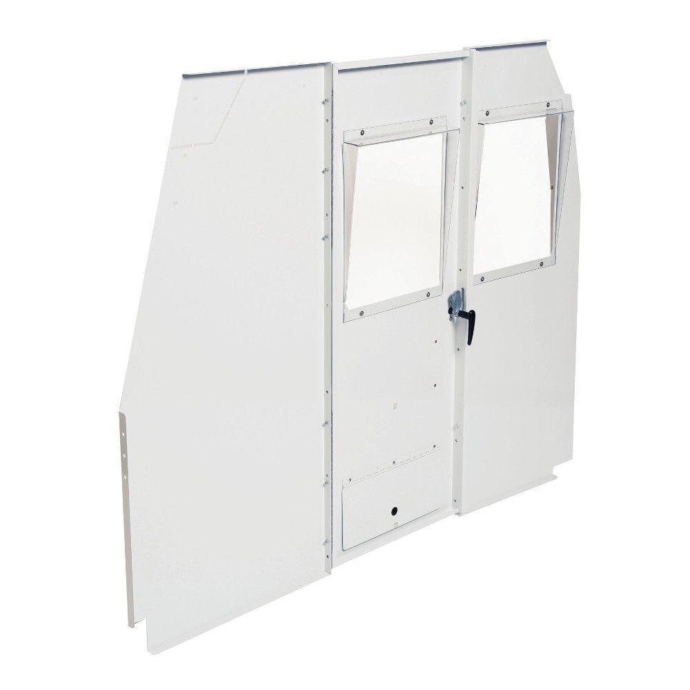 Full-Size Steel Window Bulkhead