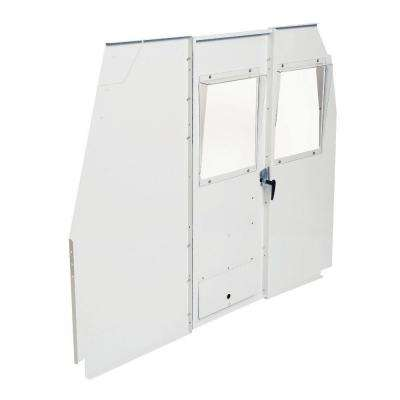 Full-Size Steel Window Bulkhead