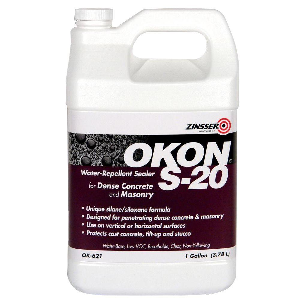 Rust-Oleum OKON 1 gal. S-20 Water-Repellent Sealer (Case of 6)