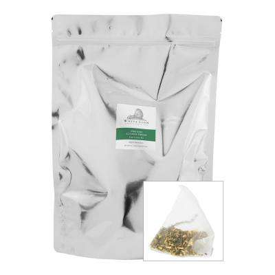 Tea Organic Citron Green Bulk Sachets Food Service Tea Bags (200 per Pack)