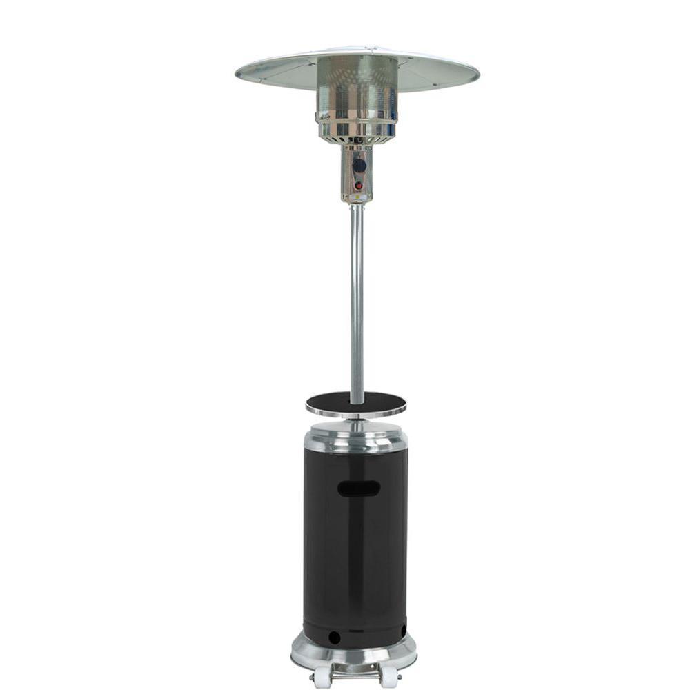Fire Sense 1 500 Watt Stainless Steel Infrared Electric Patio Heater