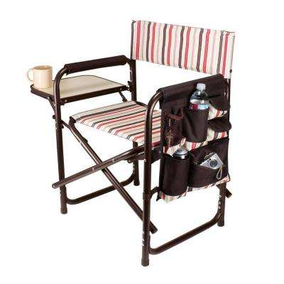 Moka Collection Sports Portable Folding Patio Chair