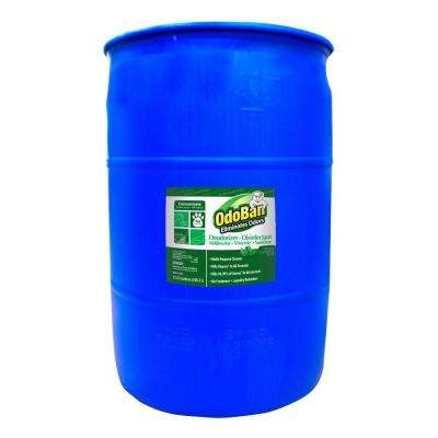 55 Gal. Eucalyptus Disinfectant, Laundry and Air Freshener, Mold and Mildew Control, Multi-Purpose Concentrate