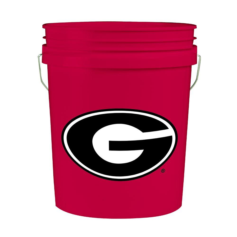 Leaktite Georgia 5-Gal. College Bucket