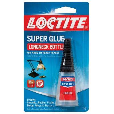0.36 fl. oz. Liquid Longneck Super Glue (6-Pack)
