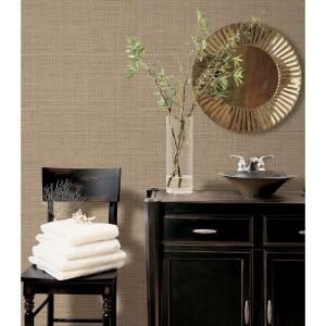 Click here to buy Brewster Isaac Brick Woven Texture Wallpaper by Brewster.