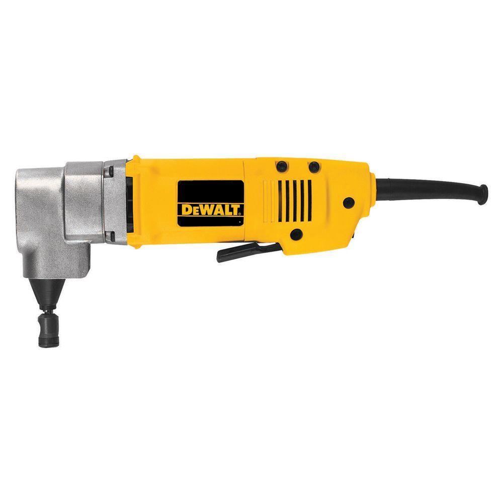 Click here to buy Dewalt 6.5 Amp 14-Gauge Nibbler by DEWALT.