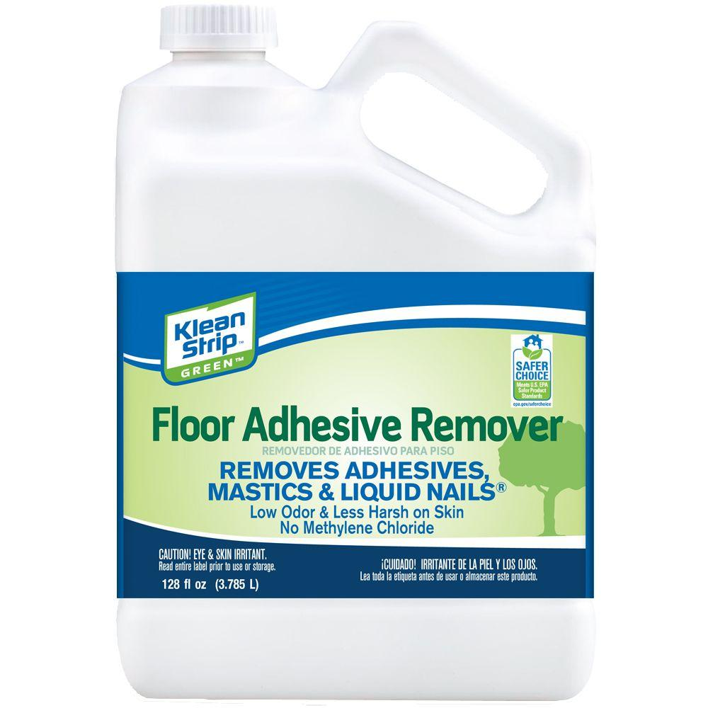 Klean-Strip Green 1 gal. Floor Adhesive Remover-GKGF75015 - The Home ...