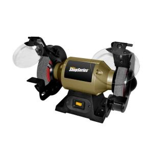 Rockwell 2.0 Amp Corded 6 inch Bench Grinder by Rockwell