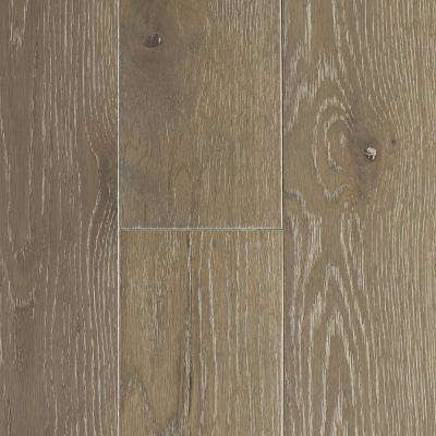 Oak Driftwood Wire Brushed 3/4 in. Thick x 5 in. Wide x Random Length Solid Hardwood Flooring (20 sq. ft. / case)