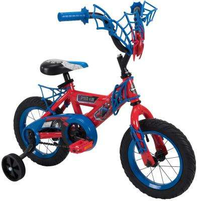 12 in. Boys Marvel Spider-Man Bike