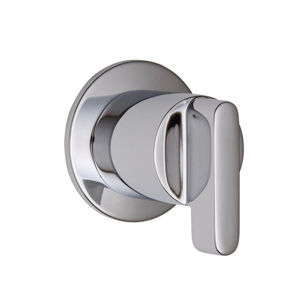 American Standard Moments 1-Handle Volume Control Valve Trim Kit in Polished Chrome (Valve Sold Separately)