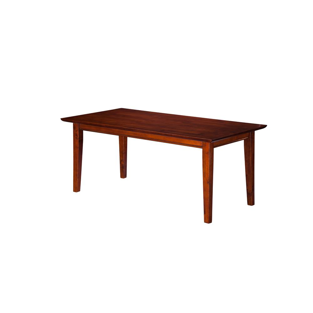Shaker Walnut Coffee Table