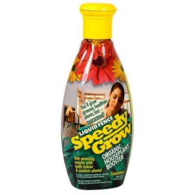 8 oz. Concentrate Speedy Grow Plant Fertilizer