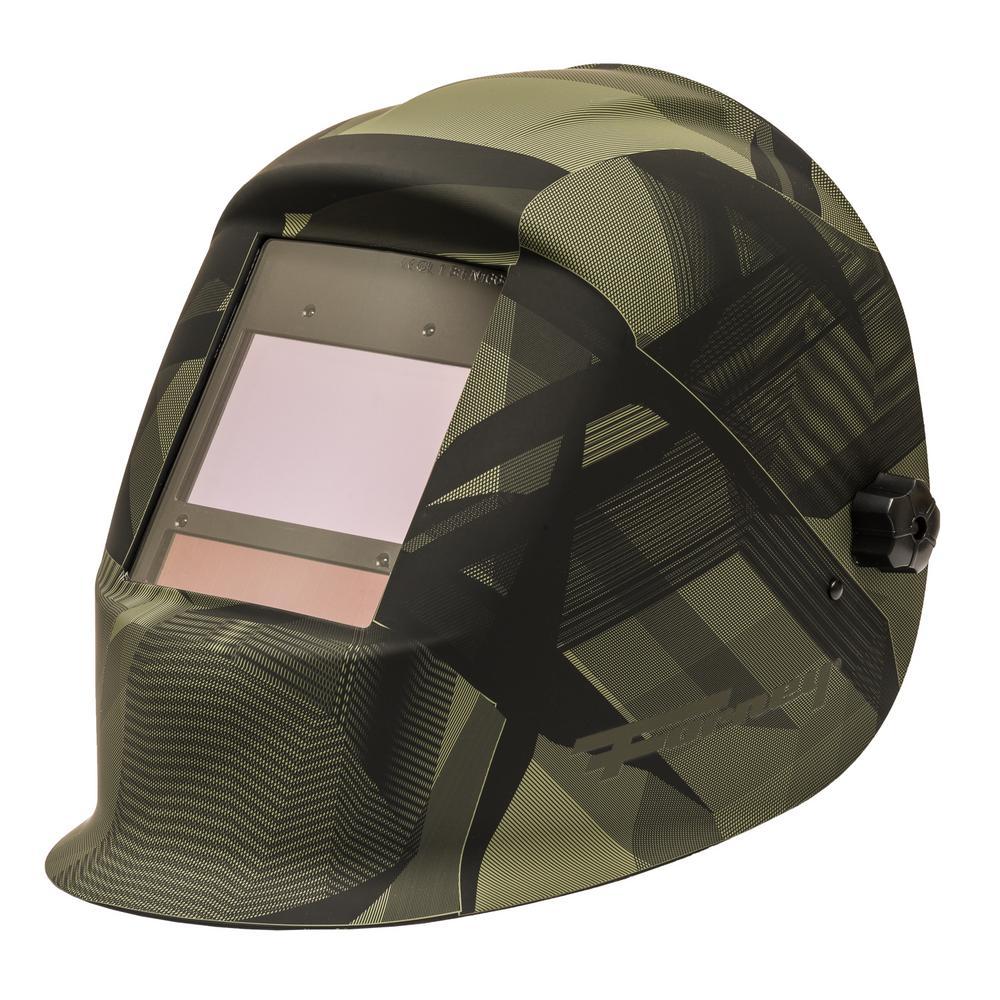 Master Series Edge Auto-darkening Welding Helmet