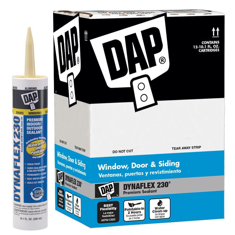 DAP Silicone Max Oz Clear Premium Kitchen And Bath - Best bathroom caulk brand
