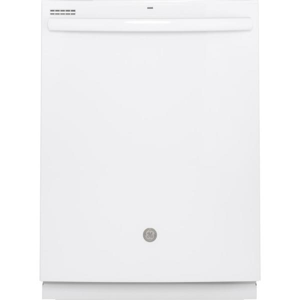 Top Control Tall Tub Dishwasher in White with Steam Cleaning, ENERGY STAR, 54 dBA