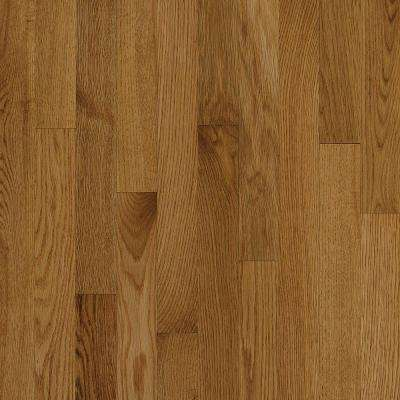 Take Home Sample - Natural Reflections Oak Spice Solid Hardwood Flooring - 5 in. x 7 in.