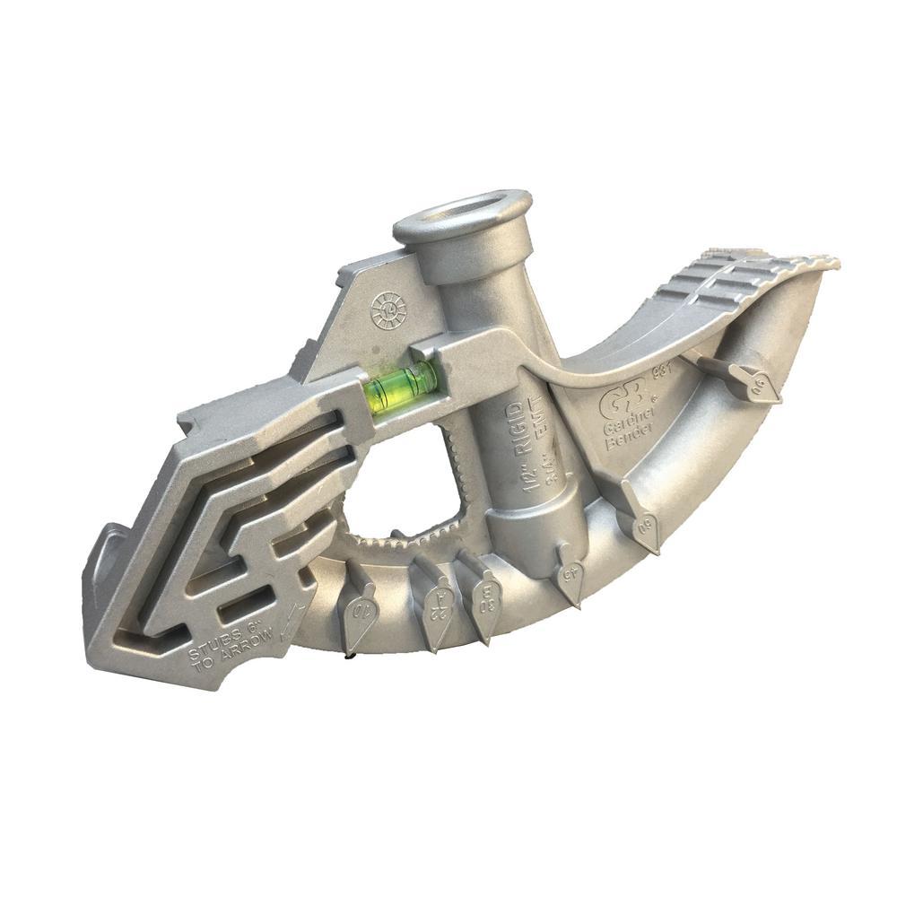 Gardner bender 3 4 in emt and 1 2 in rigid aluminum for Gardner products