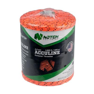 1,000 ft. Acculine 2.2 mm. Throwline