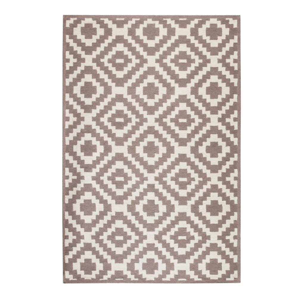 Home Decorators Collection Kilim Grey 2 ft. x 3 ft. Area Rug