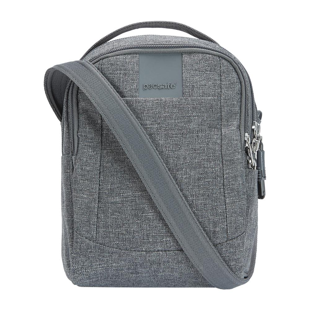 Pacsafe Metrosafe Ls100 Dark Tweed Crossbody Bag