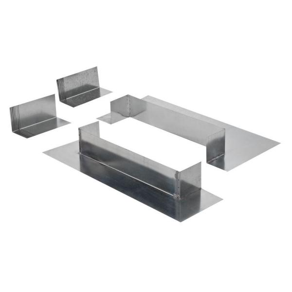 2 ft. x 2 ft. Flashing Kit with 3 in. Vertical Curb