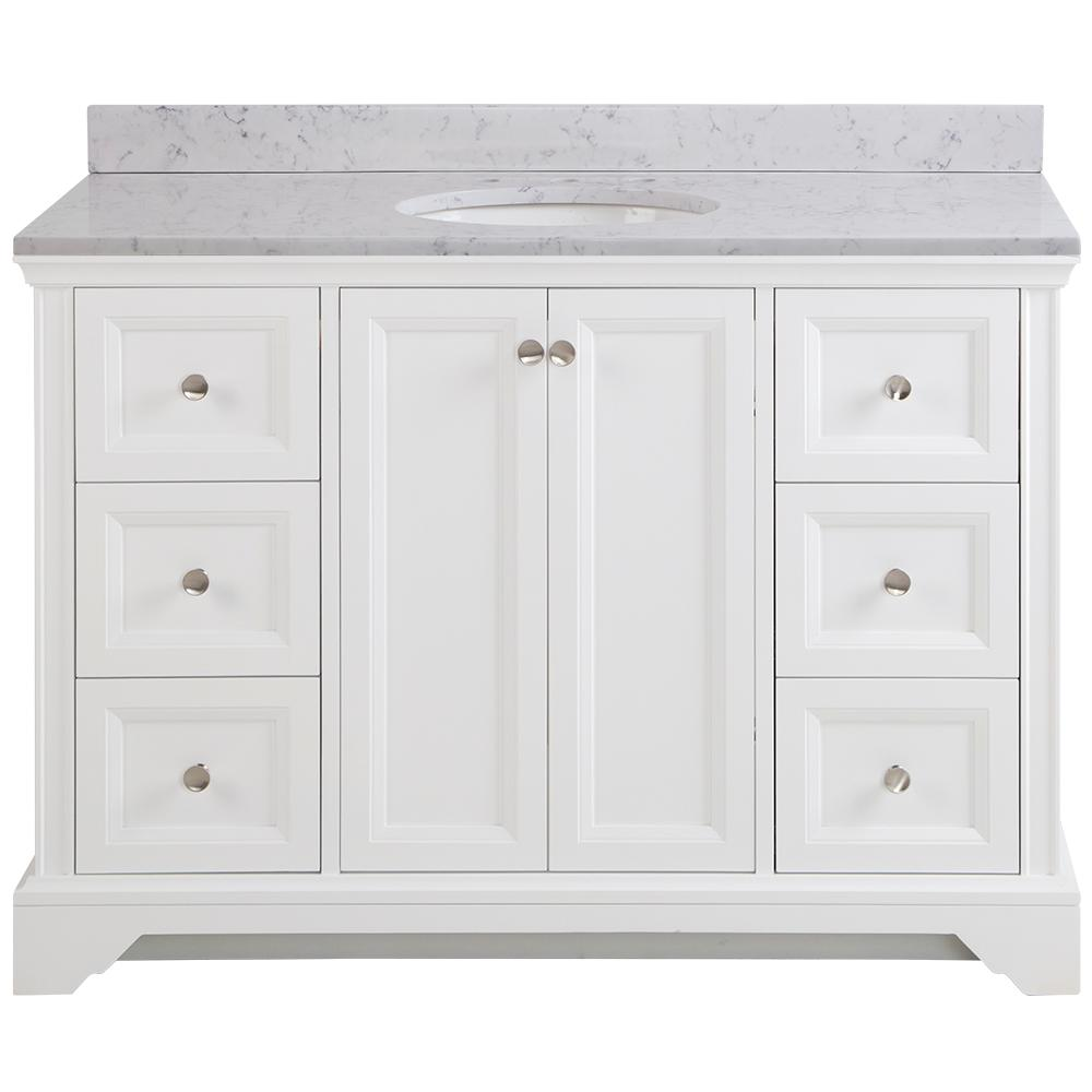 Home Decorators Collection Stratfield 49 In. W X 22 In. D