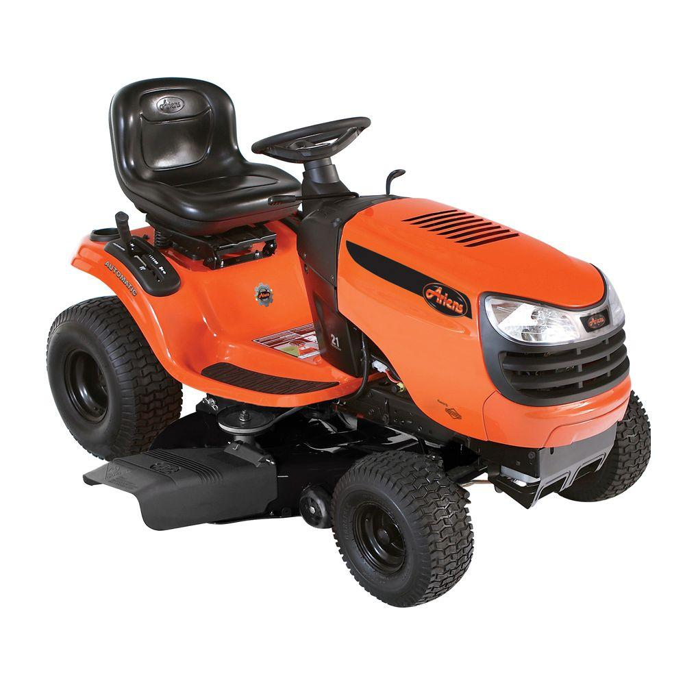 Ariens 42 in. 21 HP Briggs & Stratton Automatic Gas Front-Engine Riding Mower - California Only