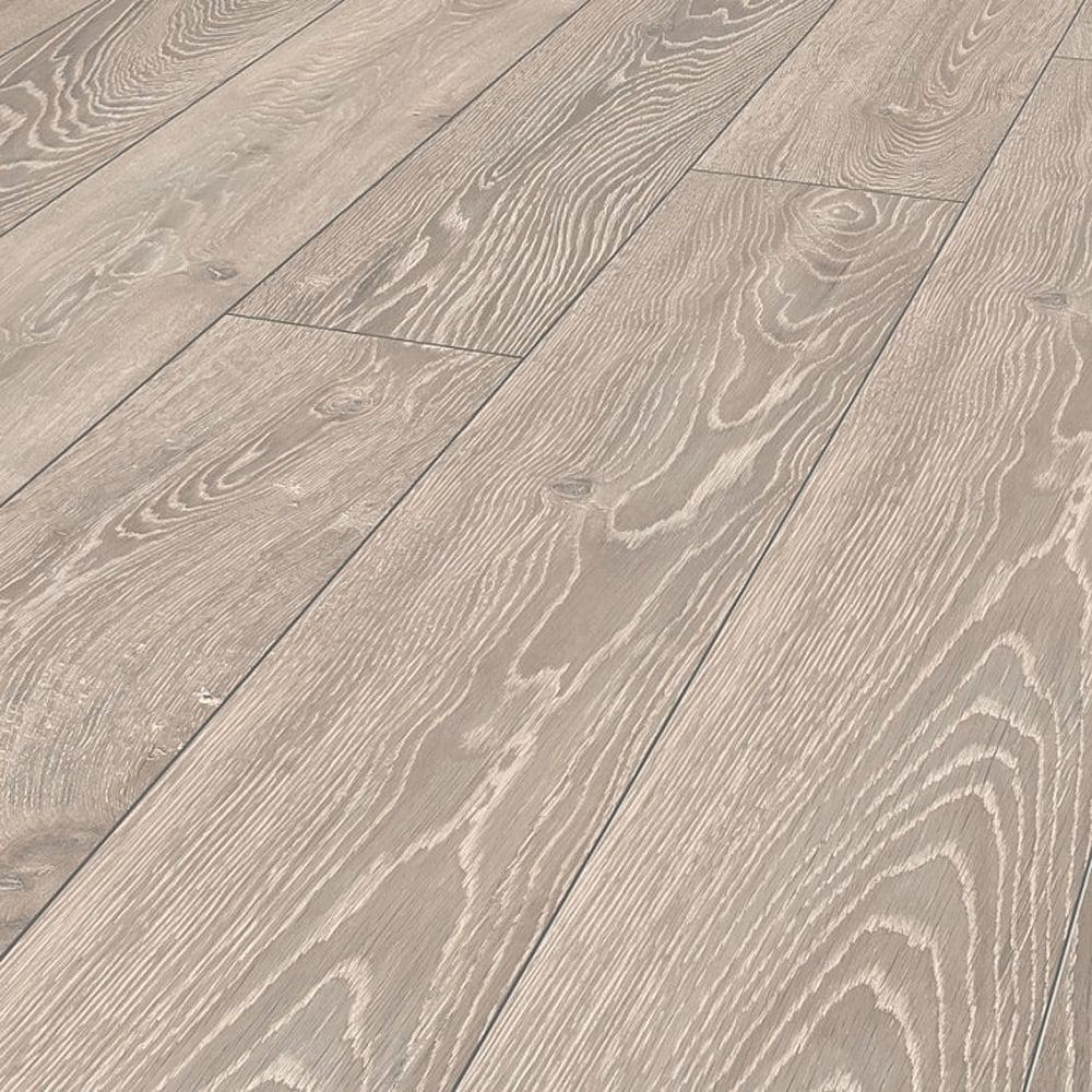 Home Decorators Collection Home Decorators Collection Montgomery Oak 12mm Thick x 8.03 in. Wide x 47.64 in. Length Laminate Flooring (15.94 sq. ft. / case), Light