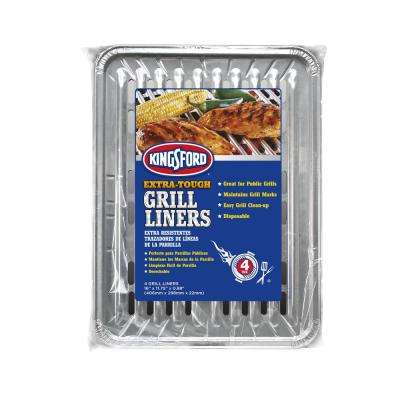 Extra Tough Grill Liners