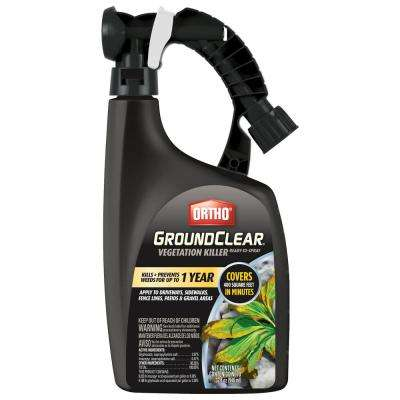 32 oz. Groundclear Vegetation Killer RTS