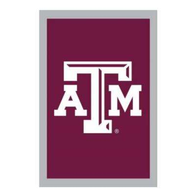 NCAA 28 in. x 44 in. Texas A&M 2-Sided Flag