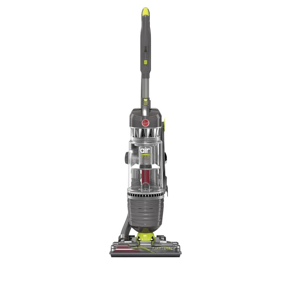 Hoover Air Pro Bagless Upright Vacuum CleanerUH72450 The Home Depot