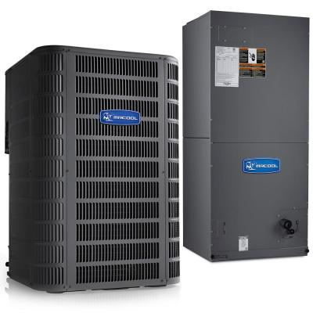 Signature 4-Ton 15.5 SEER 8.5 HSPF Complete Split Air Conditioning Heat Pump System