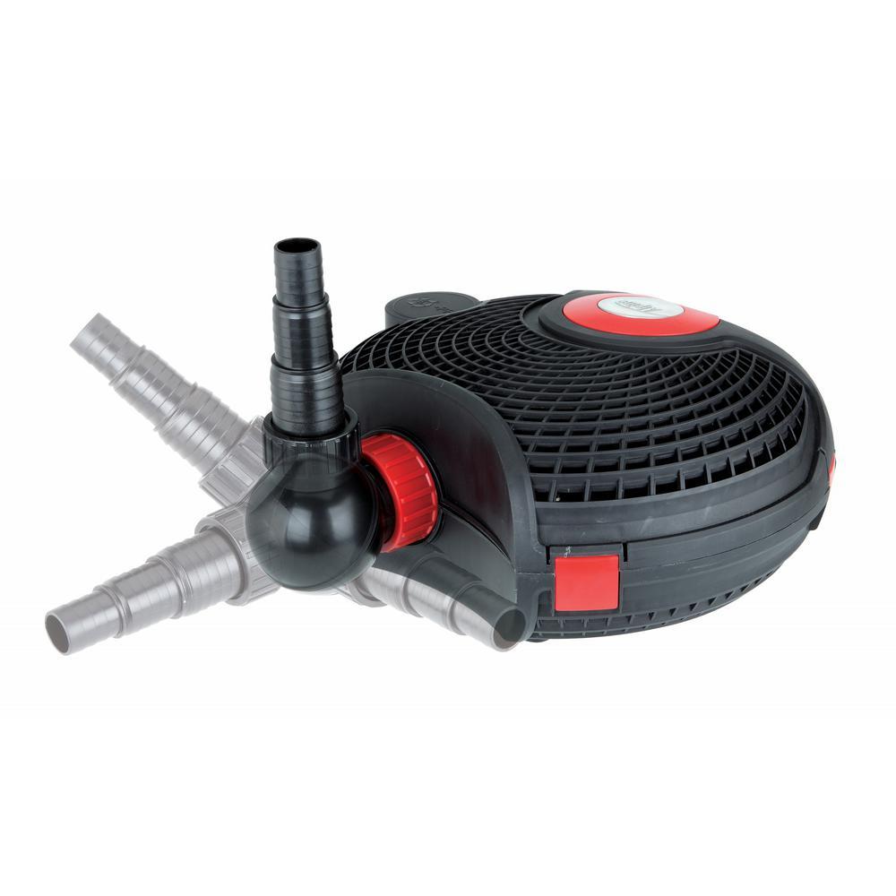 Alpine Eco-Sphere Pump 4100GPH / 33 ft. Cord 0.55 HP by Alpine