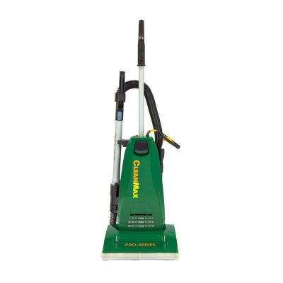 CleanMax Pro Series Bagged Upright Vacuum Cleaner with 60 ft. Cord