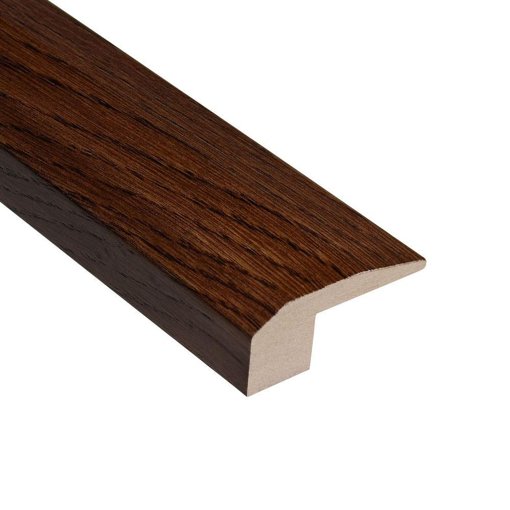 Home Legend Teak Huntington 3/4 in. Thick x 2-1/8 in. Wide x 78 in. Length Hardwood Carpet Reducer Molding