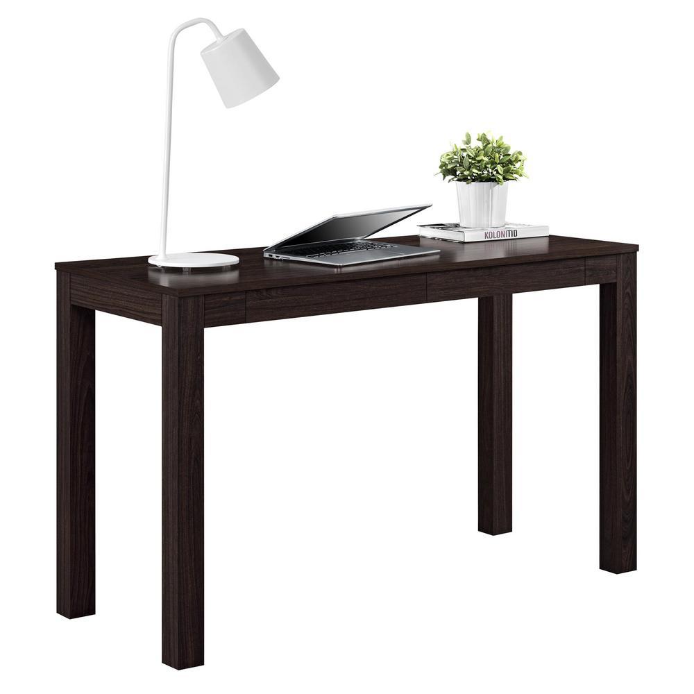 Ameriwood Nelson Xl Espresso Desk