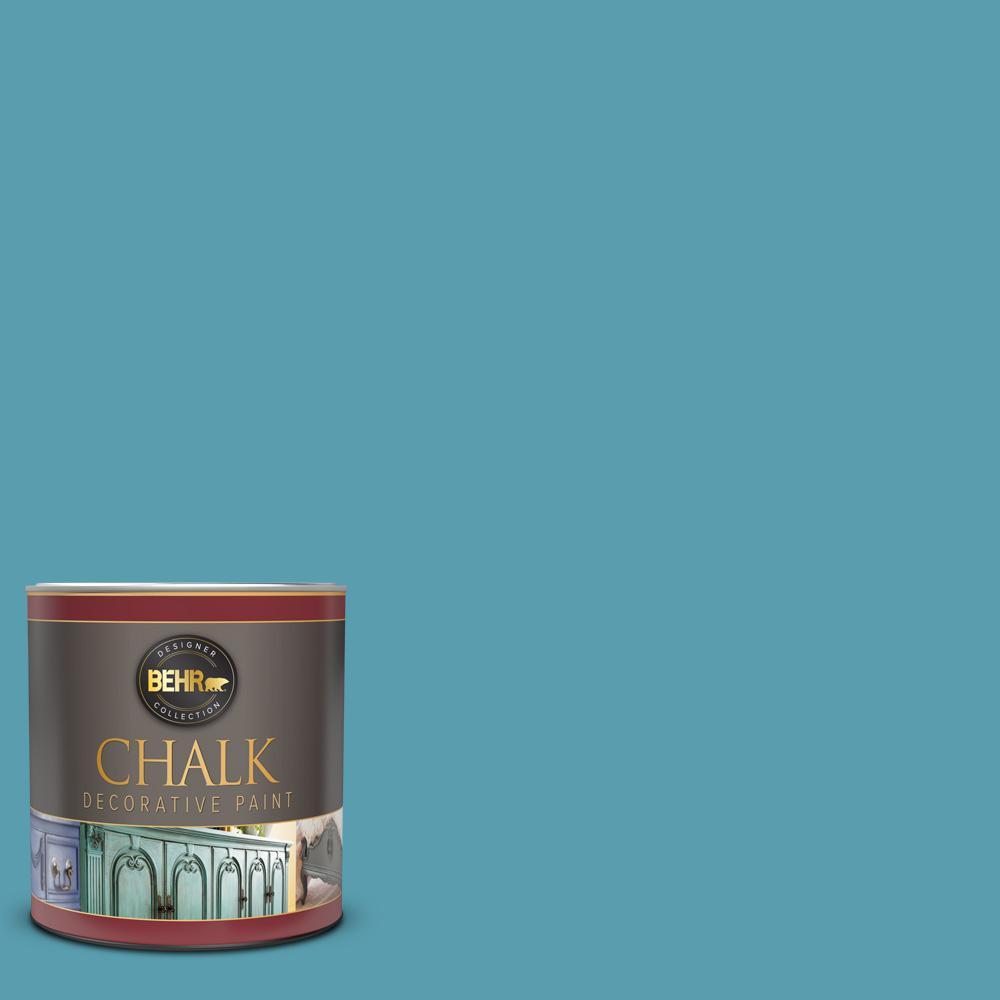 BEHR 1 qt. #BCP30 Pacifica Interior Chalk Decorative Paint