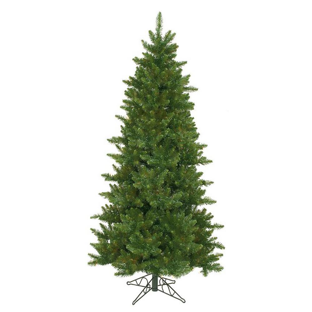 14 ft. Unlit Eastern Pine Slim Artificial Christmas Tree
